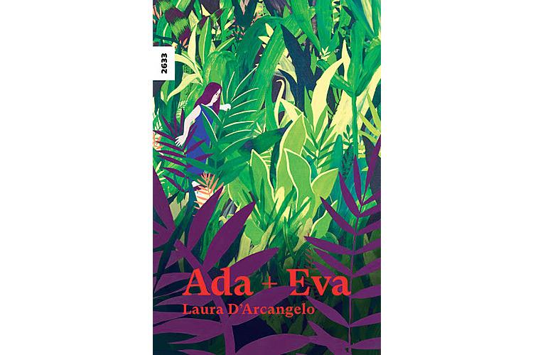 2/4 Laura d'Arcangelo: Ada + Eva Zwei Frauengestalten finden in einem Urwald zueinander und zur Liebe. Eine hoffnungsvolle Bildergeschichte für Jugendliche, die viel Raum für die eigene Interpretation lässt.SJW 2020. Ab 12 Jahren, ca. 6 Fr.