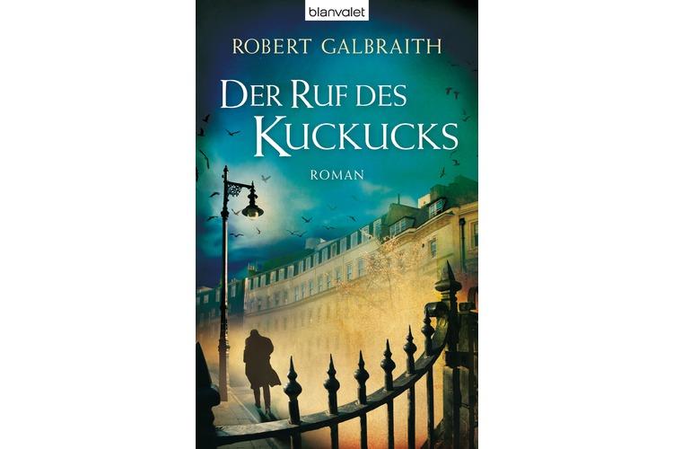 Robert Galbraith (Pseudonym von J. K. Rowling): Der Ruf des Kuckucks.Blanvalet Verlag, 2013, 656 Seiten, um 30 Franken (um 11 Franken als E-Book)