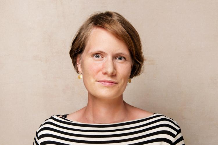 Evelin Hartmann Bild: Gerry Born