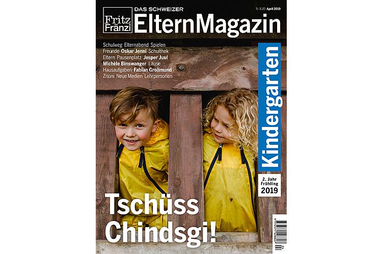 Kindergarten 4: Tschüss Chindsgi