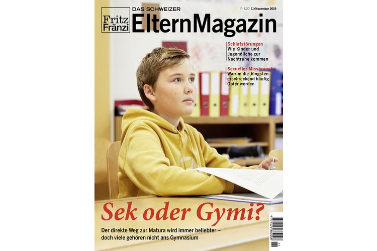 Interessieren Sie sich für dieses Magazin? Dann bestellen Sie jetzt die Ausgabe 11/19 mit dem Titelthema Gymi oder Sek. Hier können Sie das Magazin bestellen.