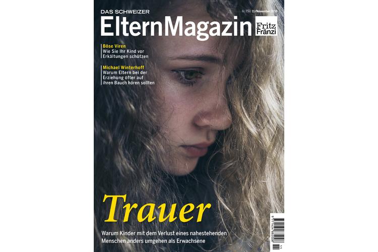 Platz 5: Ausgabe 11Dossier: Trauer