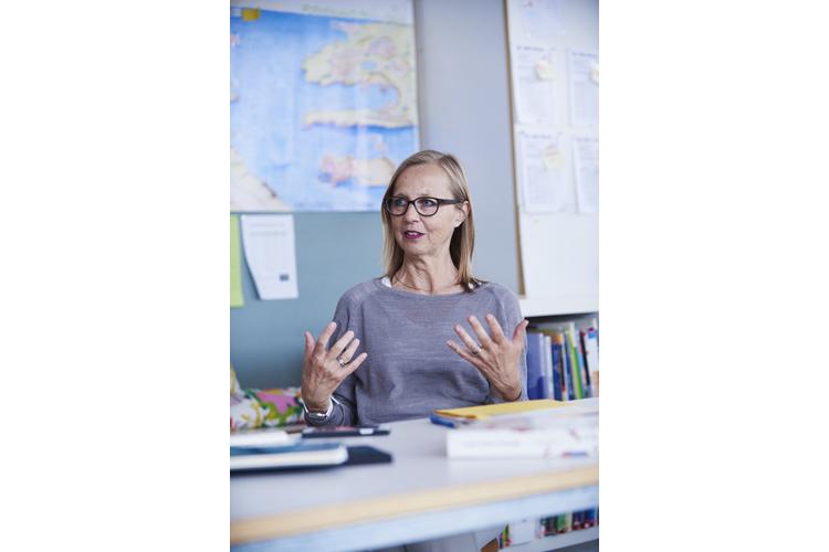 Eigeninitiative: An der Schule Rütihof beginnt der Unterricht an manchen Tagen erst nach acht Uhr – weil Schulleiterin Lisa Lehner es so wollte.