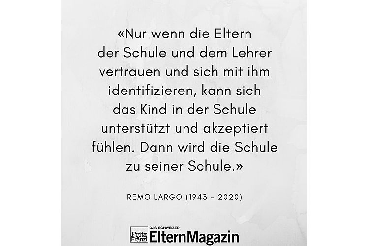 Remo H. Largo, Martin Beglinger: Schülerjahre. Wie Kinder besser lernen. Piper Verlag, GmbH München 2010, S. 210