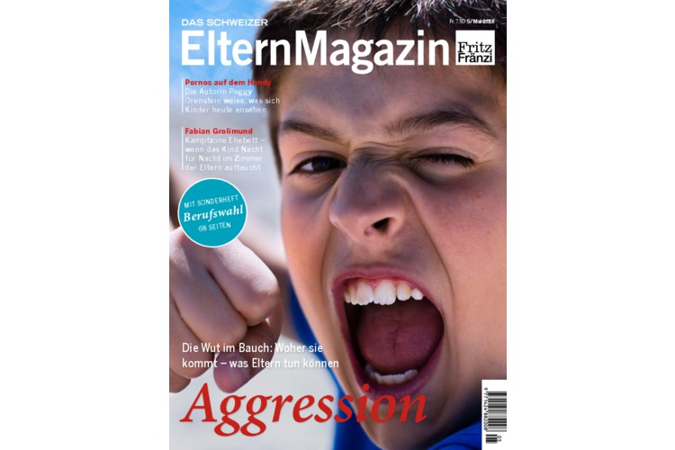 Dieser Text stammt aus unserem grossen Dossier zum Thema Aggression aus dem Magazin 05/18. Die Ausgabe ist mittlerweile leider vergriffen. Im Online-Dossier Aggression bei Kindern finden Sie die einzelnen Artikel aus dieser Ausgabe und weitere Texte zum Thema.