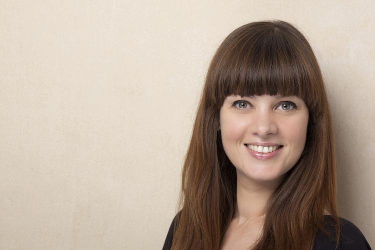 7/10 ... unsere Kollegin und Onlineredaktorin Irena Ristic.