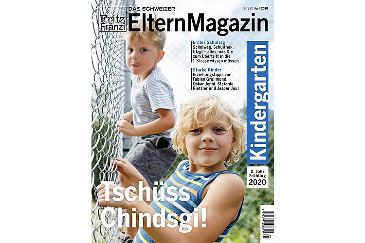 Platz 7Spezialheft Kindergarten 2. Jahr / 2 (Lesen Sie hier alle Artikel zum Thema Kindergarten)