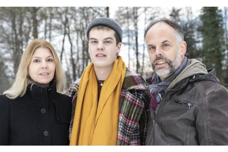Nicolas Eltern sind seine Allys. Der Lehrling hat sein Outing gut gemeistert und ist froh über diesen Schritt. «Seitdem bin ich definitiv selbstsicherer geworden».