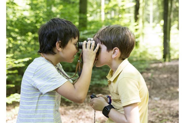 2/3 Kinder suchen sich im Spiel intuitiv selbst Herausforderungen, die ihre intellektuelle Entwicklung vorantreiben.