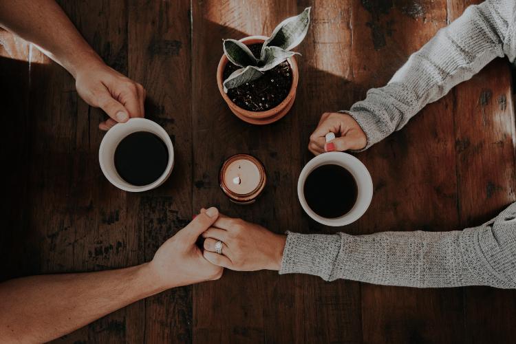Freie, unverplante Zeit, bedeutet Entspannung und fördert die Beziehung zu Ihrem Partner/ Ihrer Partnerin.