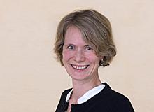 Evelin Hartmann ist stellvertretende Chefredaktorin und Mutter von zwei Töchtern, 3 und 6 Jahre alt.