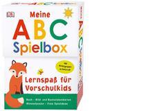 ABC-SpielboxInteraktives Spiel- und Lernset mit Fühl-ABC, Poster und mehr. Altersempfehlung: 5 bis 7 Jahre. Dorling Kindersley 2018, ca. 24 Fr.