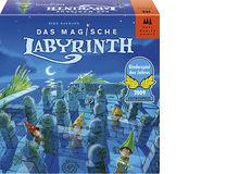 Für Kinder mit viel Fantasie:Das magische Labyrinth(von Dirk Baumann)Als Zauberlehrlinge suchen Kinder im magischen Labyrinth nach Symbolen – und stossen dabei immer mal wieder mit der Nase auf eine unsichtbare Mauer.Ab 6 Jahren, ca. 47 Fr.