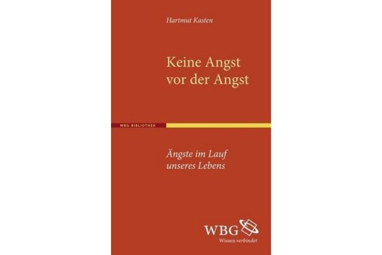 Hartmut Kasten: Keine Angst vor der Angst.Der Familienforscher Hartmut Kasten beschreibt den Umgang mit Angst mit Kindern und in der Familie.WBG Academic 2014, 184 Seiten, ca. 34 Fr.