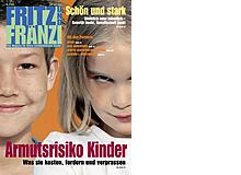 «Armutsrisiko Kinder. Was siekosten, fordern und verprassen».So lautete die Titelgeschichte der ersten Ausgabe von Fritz+Fränzi im September 2001.