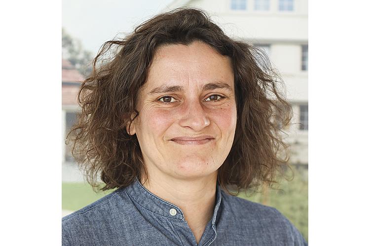Lukrecija Kocmanic, Leiterin Freizeit im Kinderdorf Pestalozzi