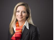 Florence Schnydrig Moserist Leiterin von Products & Investment Services bei der Credit Suisse und Auftraggeberin der Taschengeldstudie, die 2017 gemeinsam von Credit Suisse und Pro Juventute veröffentlicht wurde.