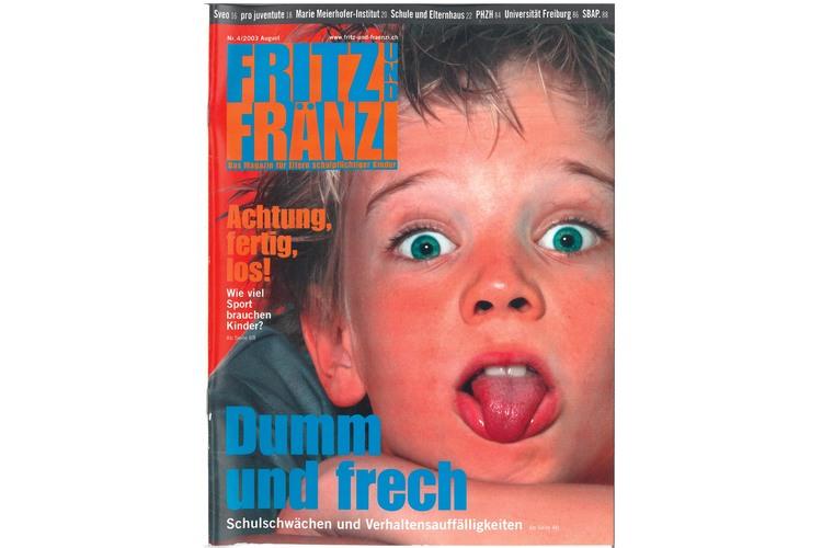 4/2003 Dumm und frech