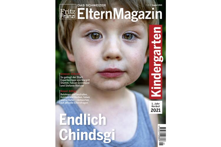 Dieser Artikel stammt aus dem «Kindergartenheft 1. Jahr/Herbst» mit dem Titel «Endlich Chindsgi» und wendet sich an Eltern von Kindergartenkindern der ersten Klasse. Bestellen Sie jetzt eine Einzelausgabe!