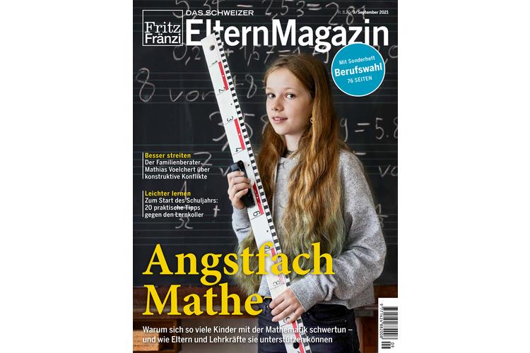 Das neue Magazin erscheint am Mittwoch, 25. August 2021. Sie können das Heft auch online bestellen.