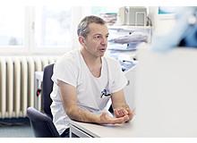 Dr. Georg Staubli ist Leiter Notfallmedizin Kinderspital und der Kinderschutzgruppe Zürich.