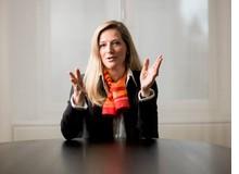Florence Schnydrig Moser ist Leiterin von Products & Investment Services bei der Credit Suisse und Auftraggeberin der Taschengeldstudie.