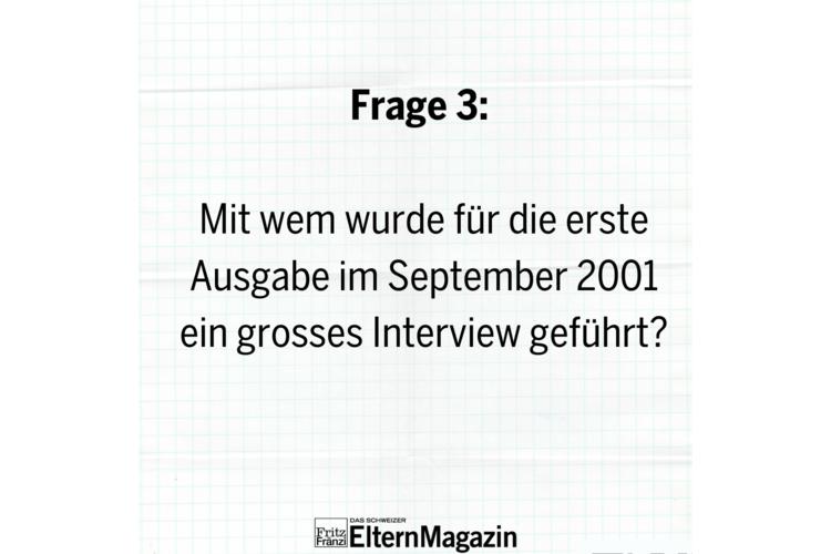 Margrit Stamm, Erziehungswissenschaftlerin XAllan Guggenbühl, Psychologe NRemo Largo, Kinderarzt M3/20: Weiterklicken zur nächsten Frage!