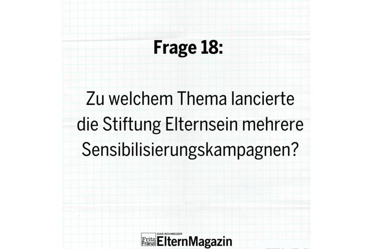 Cybermobbing EGewalt in Familien ILernen mit Kindern W18/20: Weiterklicken zur nächsten Frage!