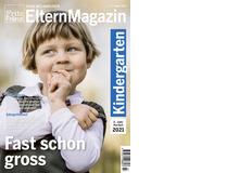 Das «Kindergartenheft 2. Jahr/Herbst» N°3 mit dem Titel «Fast schon gross» wendet sich an Eltern von Kindergartenschülern der zweiten Klasse.