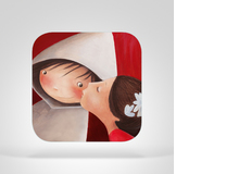 Die grosse Wörterfabrik : Ein lebendig gewordenes Bilderbuch mit wunderschönen Illustrationen zum spielerischen Erlernen von neuen Wörtern. Für Kinder ab Vorschulalter. Erhältlich für iOS und Android. Kosten: ca. 3 Franken.