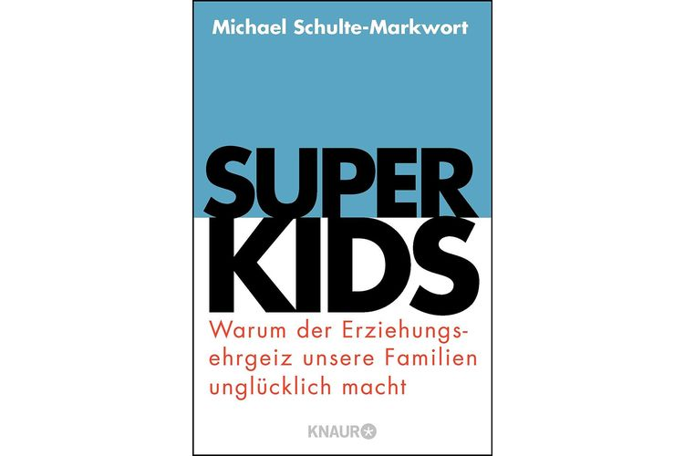 Michael Schulte-Markwort: Superkids. Warum der Erziehungsehrgeiz unsere Familien unglücklich macht.Der Wunsch nach optimaler Erziehung belastet den Familienalltag.Droemer Knaur 2017, 272 Seiten, ca. 18 Fr.