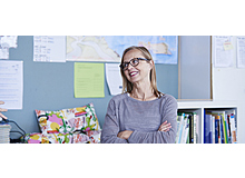 Lisa Lehner ist Schulleiterin in Baden AG auf Stufe Kindergarten/Primarschule und Vizepräsidentin des Verbands Schulleiterinnen und Schulleiter VSLCH. Sie ist verheiratet und Mutter von zwei erwachsenen Kindern.