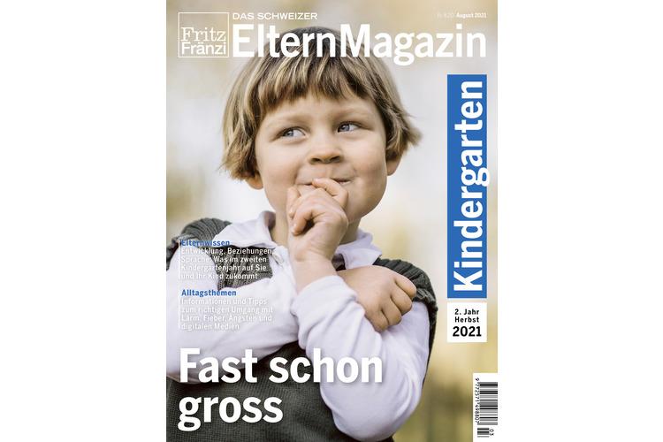 Dieser Artikel stammt aus dem «Kindergartenheft 2. Jahr/Herbst» mit dem Titel «Fast schon gross» und wendet sich an Eltern von Kindergartenkindern der zweiten Klasse. Bestellen Sie jetzt eine Einzelausgabe!