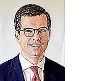 Patrick Lehner ist Leiter Basisprodukte der Credit Suisse und Vater von vier Kindern.