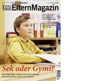 Die Wahl der weiterführenden Schule, ist grosses Dossierthema der Ausgabe 11/19.