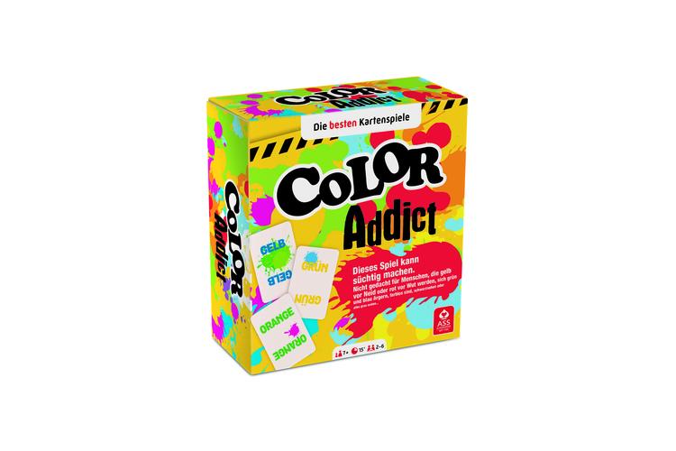 Color Addict1/3 Das total verrückte Farbenspiel